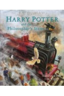 Harry Potter and The Philosopher's Stone/ Illustrated by Jim Kay